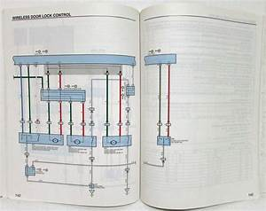 2003 Toyota Prius Electrical Wiring Diagram Manual