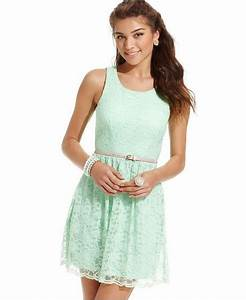 Cute junior dresses casual