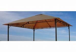 Pavillon 3x3 Dach : grasekamp ersatzdach zu gartenpavillon antik pavillon partyzelt 3x3m taupe taupe ebay ~ Orissabook.com Haus und Dekorationen