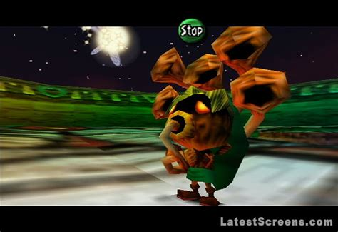 Majoras Mask Screenshots For