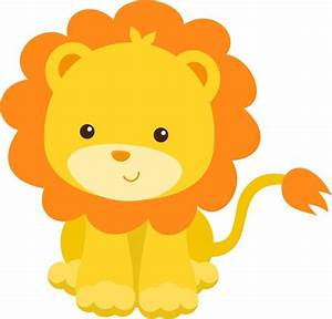 Face clipart baby lion - Pencil and in color face clipart ...