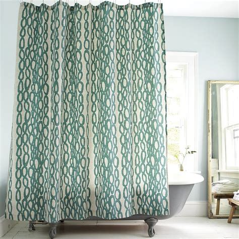river rock shower curtain contemporary shower curtains