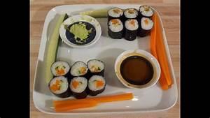 Sushi Selber Machen : sushi selber machen 3 hoso maki youtube ~ A.2002-acura-tl-radio.info Haus und Dekorationen