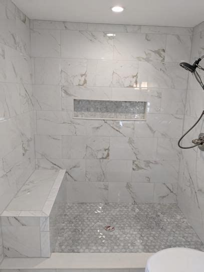 msi carrara 12 in x 24 in polished porcelain floor and
