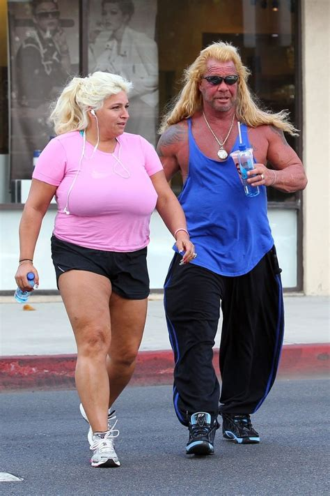 beth chapman photos photos duane chapman and wife leave
