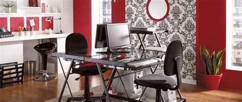 bureau plus ca décoration bureau et noir déco sphair