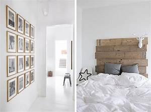 Des etageres et un nouveau projet deco une cigogne sur for Idee deco cuisine avec lit en bois