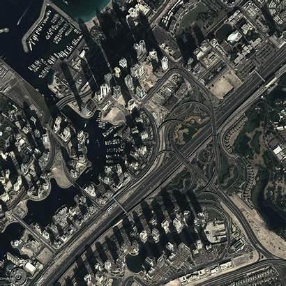 Earth Google Exhibition Dubai Views Designboom Face