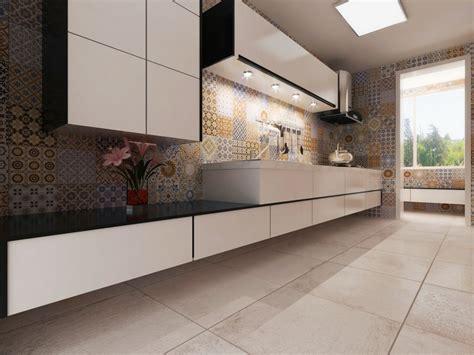 ideas de revestimientos  las paredes de la cocina