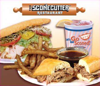 sconecutter home sandy utah menu prices