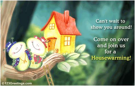 housewarming invitation  celebrations ecards