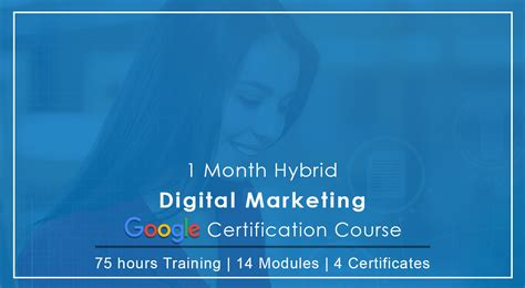 Digital Marketing Certificate Canada by Book Tickets To Digital Marketing Certification