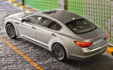 New Kia Luxury Car Wtf