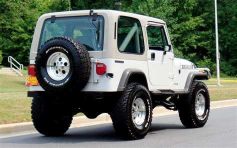 Jeep Wrangler Color Hardtop by 1990 Jeep Wrangler Convertible With Hardtop