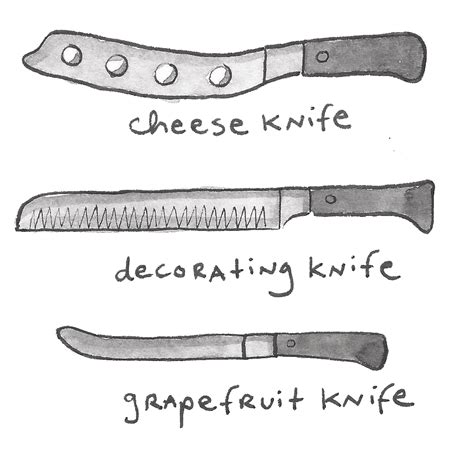 Different Kitchen Knives by Your Knives This Guide S A Cut Above Recipes