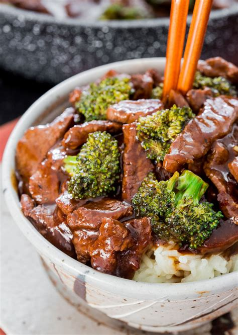 This wonderfully fragrant moroccan beef stew calls for spices you may already have on hand. Easy Beef and Broccoli Stir Fry | KeepRecipes: Your ...