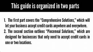 Accepting credit cards the ultimate guide for small business for Small business accept credit cards
