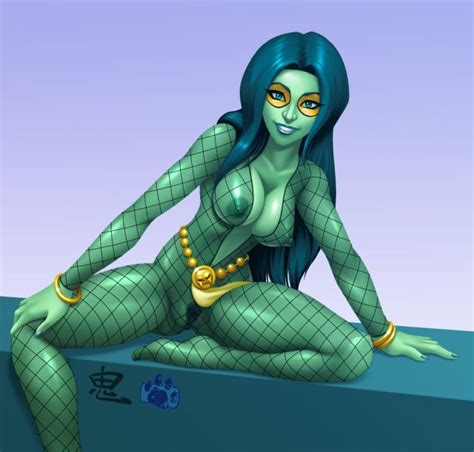 Oni Erotic Art Gamora Xxx Guardians Of The Galaxy