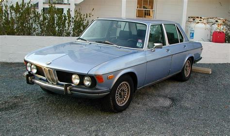 1972 Bmw Bavaria For Sale