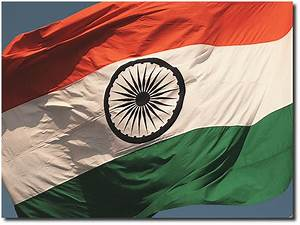 The Indian Flag | This is the largest Indian Flag, atop ...