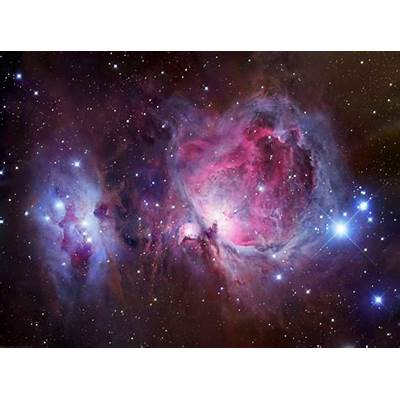 The Incredibly Beautiful Orion Nebula (M42)BrownSpaceman