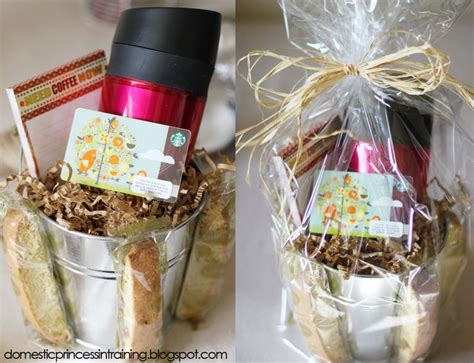 Coffee Gift Basket. Include Different Types Of Coffee