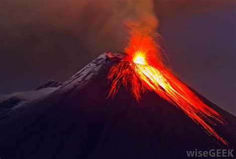 Volcano Images What Are Volcanic Gases With Pictures