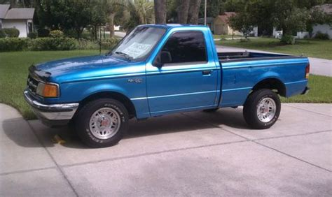 purchase   ford ranger xlt  cyl   speed