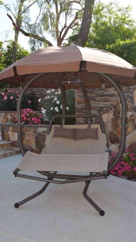 Outdoor Patio Lounge Swing For Two Similar To The Sunset. What Is The Area Of A Patio. Cast Iron Patio Furniture Parts. Porch Swing Bed For Sale. Rattan Furniture Hot Uk Deals. Design For Small Patio Garden. Outdoor Patio Furniture Gilbert. Hardwood Patio Furniture Uk. Patio Swing Replacement Webbing