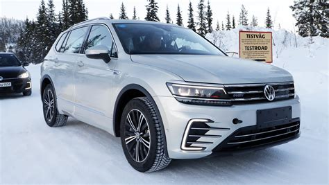 2019 Volkswagen Tiguan Phevgte  Top Speed