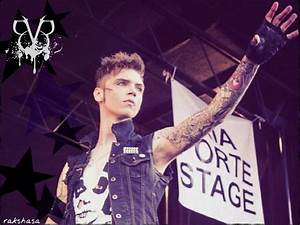 Andy Biersack ☆ - Black Veil Brides Wallpaper (34996039 ...