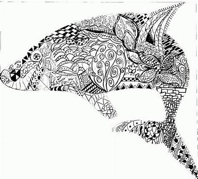 Coloring Pages Animals Animal Hard Pattern Adults