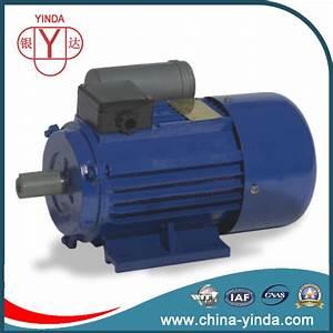 China 2hp Capacitor Start Single Phase Motor