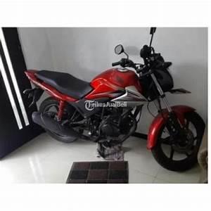 Motor Sport Honda Verza Merah Tahun 2013 Plat W Second Harga Murah - Surabaya - Dijual