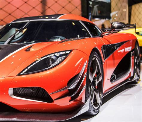 "Wallpaper Photos Of The Koenigsegg ""agera"" With 2017 Specs"