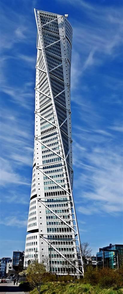 Turning Torso Calatrava Santiago Wikipedia Building Sweden