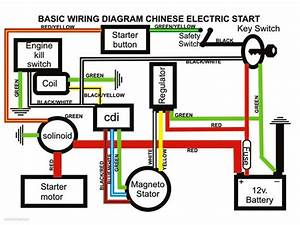 125cc Taotao Atv Wiring Diagram