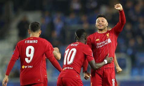 Genk vs Liverpool - Champions League 2019/20: Live score ...