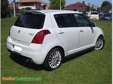 2008 Suzuki Swift Sport,2008 used car for sale in Cape