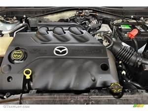 2004 Mazda Mazda6 S Sport Sedan 3 0 Liter Dohc 24 Valve