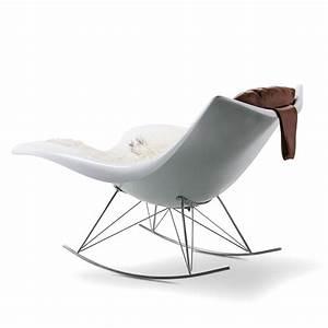 Nackenkissen Für Sessel : stingray schaukelstuhl von fredericia im shop ~ Buech-reservation.com Haus und Dekorationen