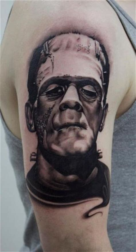 frankenstein tattoos designs ideas  meaning tattoos