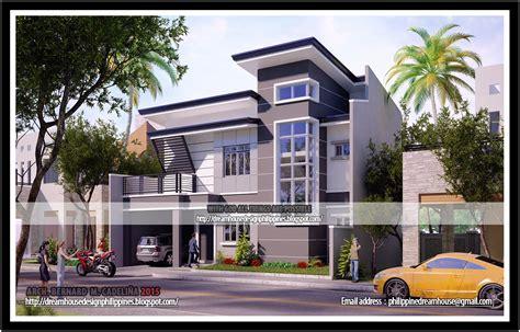 philippine dream house design modern contemporary house