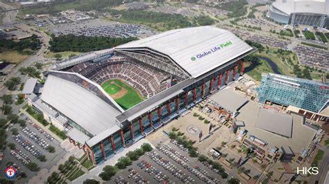 LOOK: Twitter roasts Texas Rangers for new stadium ...