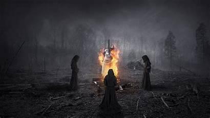 Witch Abyss Dark