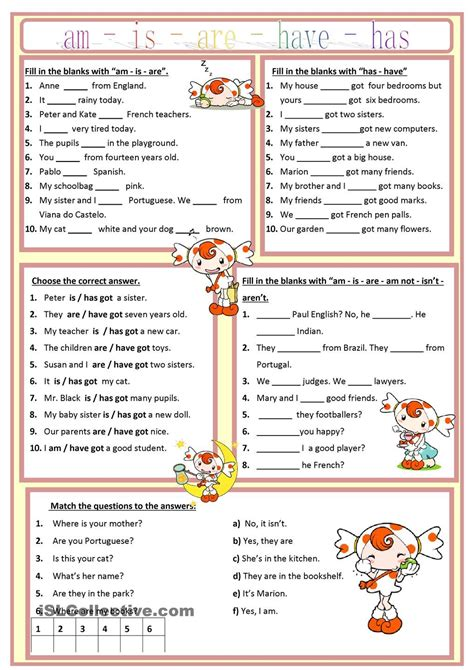 images english grammar