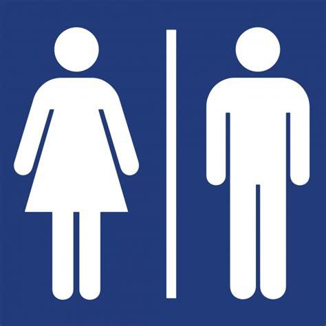adh 233 sif pictogramme quot toilettes hommes femmes quot bleu