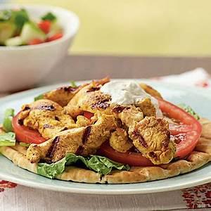 Chicken Shawarma Recipe | MyRecipes