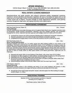 Property Manager Cover Letter Sample Free Building Manager Resume Real Estat