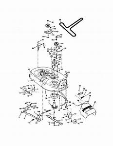 Craftsman Model 917274640 Lawn  Tractor Genuine Parts